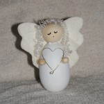 Soft Hearted Angel Standing A004