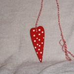 Spotted Heart KH008